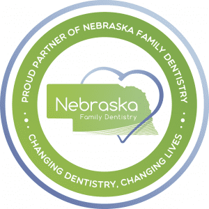 Image of Nebraksa Family Dentistry Badge Lincoln, NE.