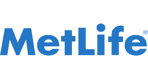 Metlife logo from Lincoln family dentists