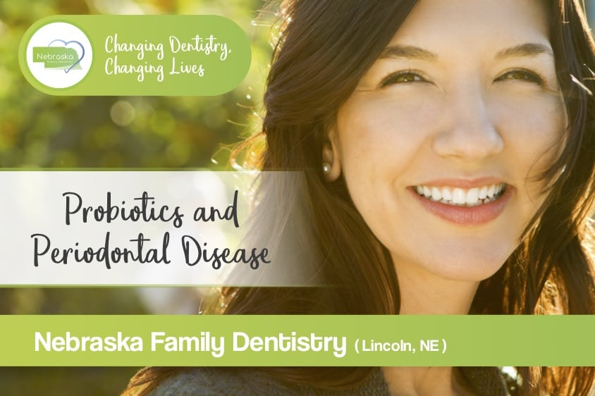 probiotics and periodontal disease banner