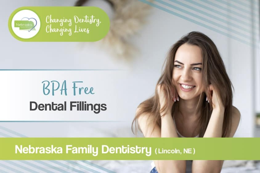 BPA free dental filling image