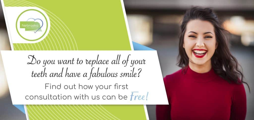 free consultation from dentists in Lincoln,NE