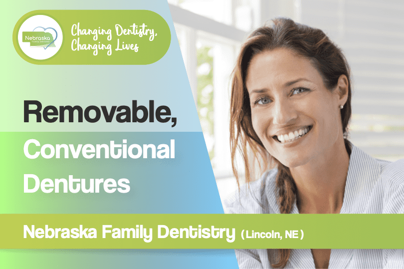 removable conventional dentures