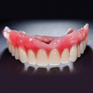 removeable denture