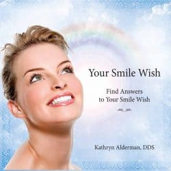 """Image of the """"Your Smile Wish"""" book. A Lincoln cosmetic dentist has so much to offer. Find a """"dentist near me in Lincoln, NE"""" today"""