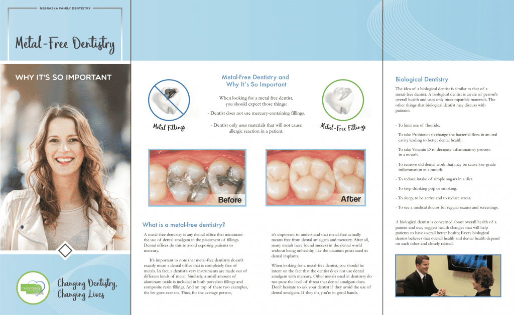 metal free dentistry from dentist near me